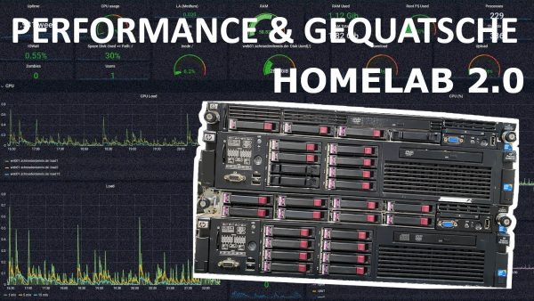 Homelab Performance Iperf3