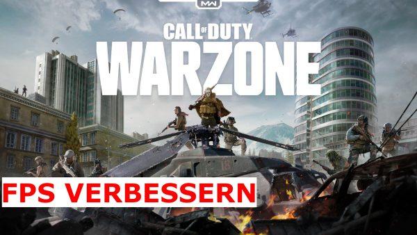 Warzone FPS Verbessern