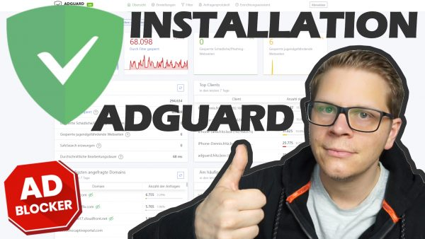 AdGuard Installation