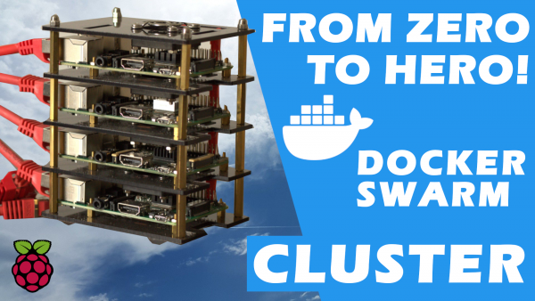 Docker Swarm Cluster