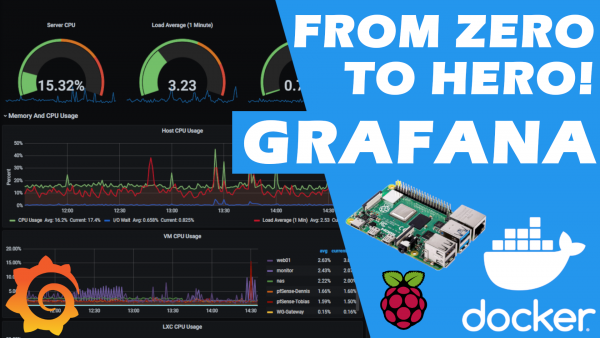 Raspberry Pi Monitoring
