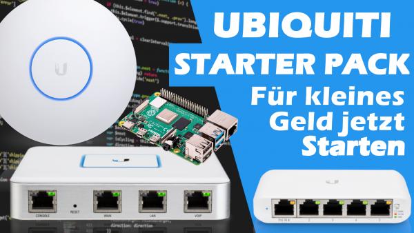 UniFi Starter Packet